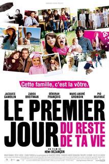 Plakát k filmu: První den zbytku tvýho života