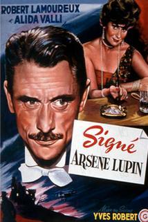 Podepsán Arsen Lupin