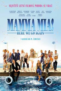 Plakát k filmu: Mamma Mia! Here We Go Again