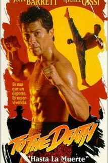 Mistr kickboxu 2: Na smrt