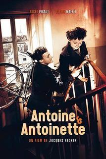 Antoine a Antoinetta