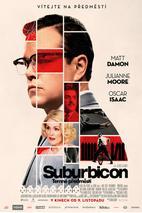 Plakát k filmu: Suburbicon: Temné předměstí