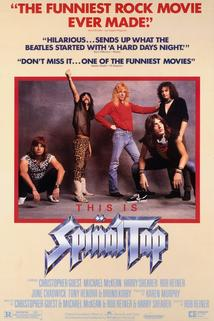 Hraje skupina Spinal Tap  - This Is Spinal Tap