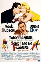 Plakát k filmu: Send Me No Flowers