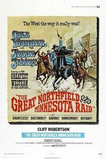Velká Northfieldská loupež  - Great Northfield Minnesota Raid, The