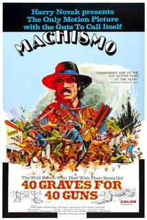 Machismo: 40 Graves for 40 Guns