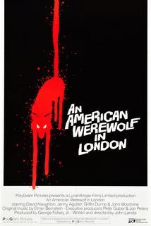 Americký vlkodlak v Londýně