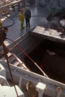Námořní vyšetřovací služba - Oheň  - Rekindled