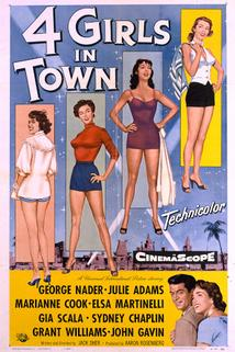 Four Girls in Town  - Four Girls in Town