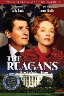 Manželé Reaganovi