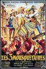 Tři mušketýři (1953)