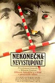 Plakát k filmu: Nekonečná - nevystupovat