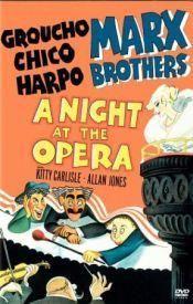 Bratři Marxové: Noc v opeře