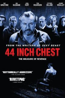 44 Inch Chest  - 44 Inch Chest
