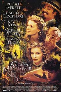 Sen noci svatojánské  - A Midsummer Night's Dream