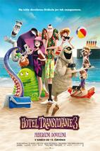 Plakát k filmu: Hotel Transylvánie 3: Příšerózní dovolená