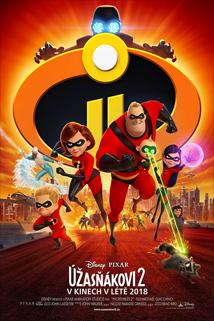 Úžasňákovi 2  - Incredibles 2