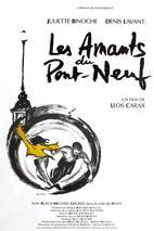 Plakát k filmu: Milenci z Pont-Neuf
