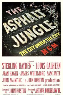 Asfaltová džungle  - Asphalt Jungle, The