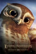 Plakát k filmu: Legenda o sovích strážcích