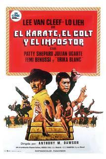 Kárate, el Colt y el impostor, El  - El kárate, el Colt y el impostor