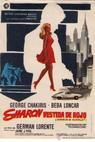 Sharon vestida de rojo (1968)