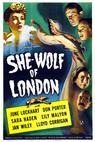 Vlčí žena v Londýně