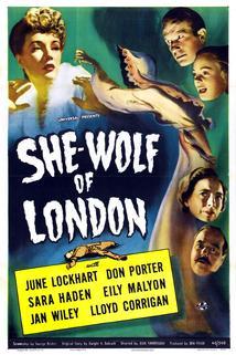 Vlčí žena v Londýně  - She-Wolf of London