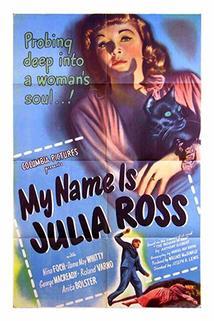 Jmenuji se Julia Ross