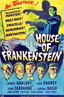 Frankensteinův hrad