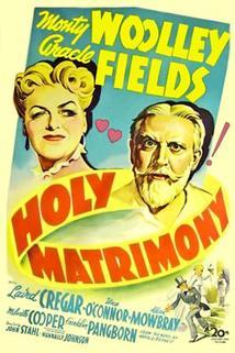 Posvátné manželství