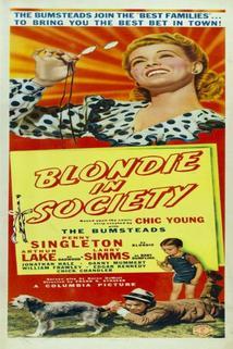 Blondie in Society