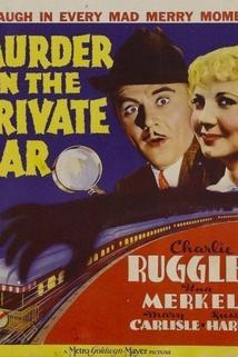 Murder in the Private Car  - Murder in the Private Car