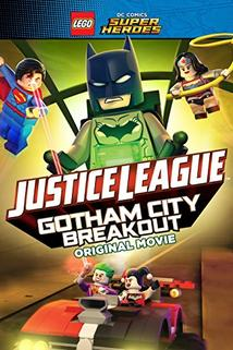 Lego DC Comics Superheroes: Justice League - Gotham City Breakout  - Lego DC Comics Superheroes: Justice League - Gotham City Breakout