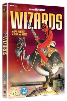 Wizards: Ralph Bakshi - The Wizard of Animation