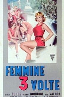 Femmine tre volte