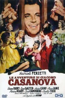 Avventure di Giacomo Casanova, Le