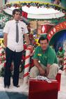 Chuck a Santa Claus