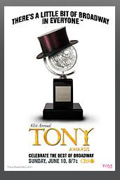 The 61st Annual Tony Awards