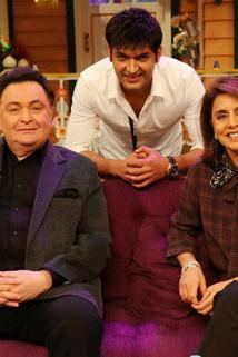 The Kapil Sharma Show - Rishi Kapoor & Neetu Singh in Kapil's House  - Rishi Kapoor & Neetu Singh in Kapil's House