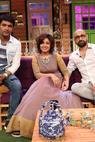 Sunidhi & Hitesh in Kapil's Show