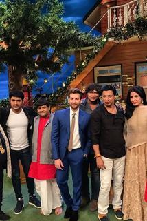 The Kapil Sharma Show - Indu Sarkar Cast in Kapil's Show  - Indu Sarkar Cast in Kapil's Show