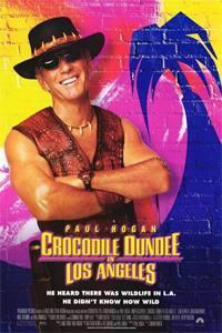 Krokodýl Dundee v Los Angeles  - Crocodile Dundee in Los Angeles