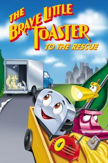 The Brave Little Toaster to the Rescue  - The Brave Little Toaster to the Rescue