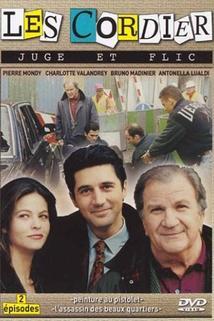 Cordierovi, soudce a policajt  - Les Cordier, juge et flic