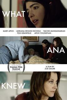 What Ana Knew