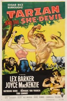 Tarzan and the She-Devil  - Tarzan and the She-Devil