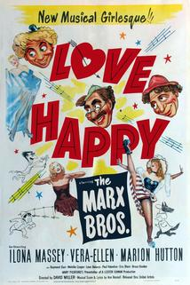 Bratři Marxové: Love Happy