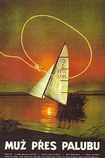 Muž přes palubu