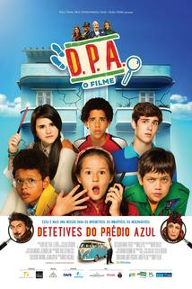Detetives do Prédio Azul: O Filme